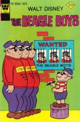 Gold Key's Beagle Boys Issue # 29whitman