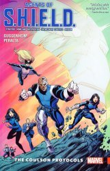 Marvel's Agents of S.H.I.E.L.D. TPB # 1