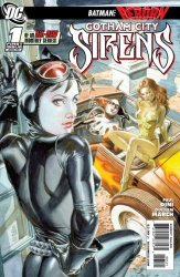DC Comics's Gotham City Sirens Issue # 1b