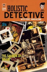 IDW Publishing's Dirk Gently's Holistic Detective Agency - Salmon of Doubt Issue # 7ri