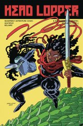 Image Comics's Head Lopper Issue # 12