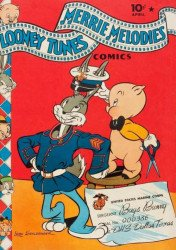 Dell Publishing Co.'s Looney Tunes and Merrie Melodies Comics Issue # 18b