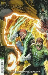 DC Comics's Hal Jordan and the Green Lantern Corps Issue # 48b