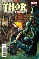 Marvel's Thor: God of Thunder Issue # 25e