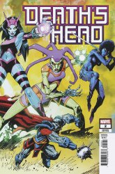 Marvel Comics's Death's Head Issue # 2b