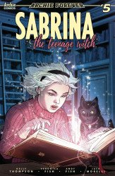 Archie Comics Group's Sabrina, the Teenage Witch Issue # 5c