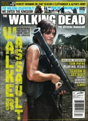 Titan Comics's The Walking Dead: The Official Magazine Issue # 17