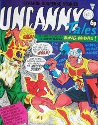 Alan Class & Company's Uncanny Tales Issue # 94