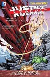 DC Comics's Justice League of America TPB # 2