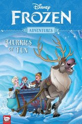 Dark Horse Comics's Disney: Frozen Adventures - Flurries Of Fun  TPB # 1