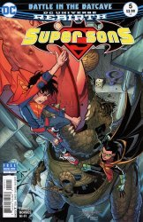 DC Comics's Super Sons Issue # 5