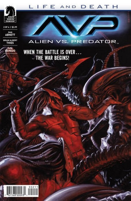 aliens vs predator dark horse pdf