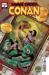 Marvel Comics's Savage Sword Of Conan Issue # 8