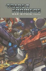 IDW Publishing's Transformers: War Within Omnibus TPB # 1b