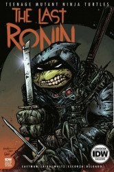 IDW Publishing's Teenage Mutant Ninja Turtles: Last Ronin Issue # 1convention