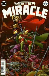 DC Comics's Mister Miracle Issue # 8