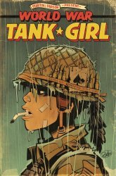 Titan Comics's Tank Girl: World War Tank Girl TPB # 1