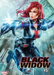 Marvel Comics's Black Widow Issue # 5b