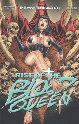 Bloody Gore Comix's Rise of the Blood Queen Issue # 1d