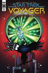 IDW Publishing's Star Trek Voyager: Seven's Reckoning Issue # 1ri