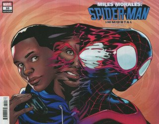 Marvel Comics's Miles Morales: Spider-Man Issue # 10b