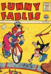 Red Top Comics's Funny Fables Issue # 1