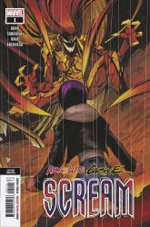 Marvel Comics's Absolute Carnage: Scream Issue # 1 - 2nd print