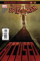 Marvel Comics's The Amazing Spider-Man Issue # 587