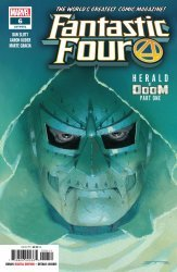 Marvel Comics's Fantastic Four Issue # 6