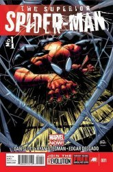 Marvel Comics's The Superior Spider-Man Issue # 1