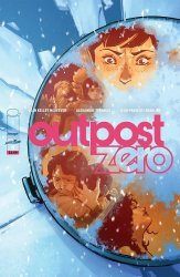 Image Comics's Outpost Zero Issue # 4