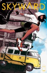 Image Comics's Skyward Issue # 4