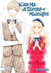 Kodansha Comics's Kiss Me at the Stroke of Midnight Soft Cover # 5
