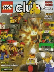 LEGO Systems's LEGO Club Magazine Issue sep/oct 2012