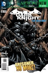 DC Comics's Batman: The Dark Knight Issue # 13