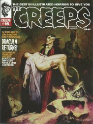 Warrant Publishing's The Creeps Issue # 16