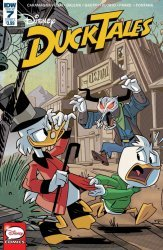 IDW Publishing's DuckTales Issue # 7
