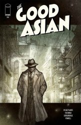 Image Comics's The Good Asian Issue # 1b