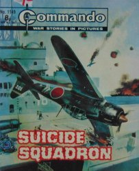 D.C. Thomson & Co.'s Commando: War Stories in Pictures Issue # 1149