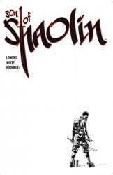 Top Cow's Son of Shaolin Soft Cover # 1