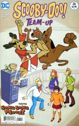 DC Comics's Scooby-Doo Team-Up Issue # 26