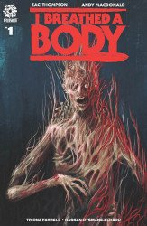 AfterShock Comics's I Breathed a Body Issue # 1b