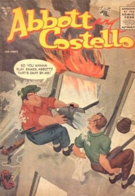 Abbott And Costello Issue 1 St John Publishing Co
