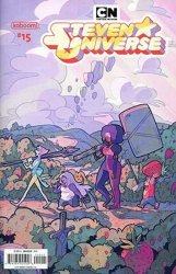 KaBOOM!'s Steven Universe Issue # 15