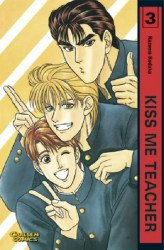 Carlsen Comics's Kiss Me Teacher Soft Cover # 3