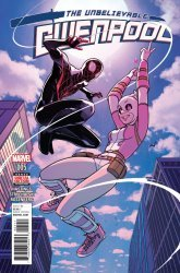 Marvel's The Unbelievable Gwenpool Issue # 5
