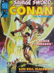 Curtis Comic Inc's The Savage Sword of Conan Issue # 2