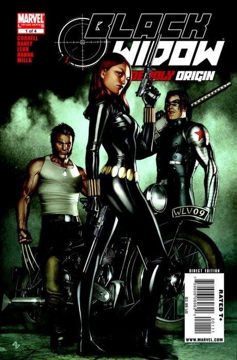 black widow deadly origin 2009 1 read sample black widow deadly origin ...