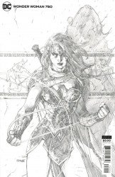 DC Comics's Wonder Woman Issue # 750k