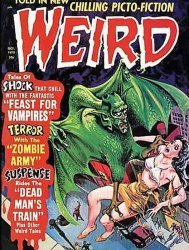 Eerie Publications's Weird Magazine Issue # 5
